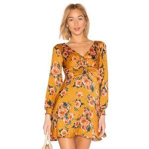 NWT Free People Morning Light Mini Dress Size 6